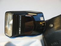 '     3200I Cased ' Minolta 3200I Cased Camera Flash -FILM + DIGITAL- £14.99